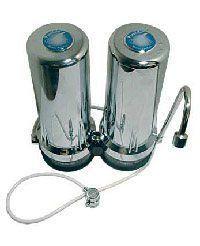 установка фильтра для воды в квартире